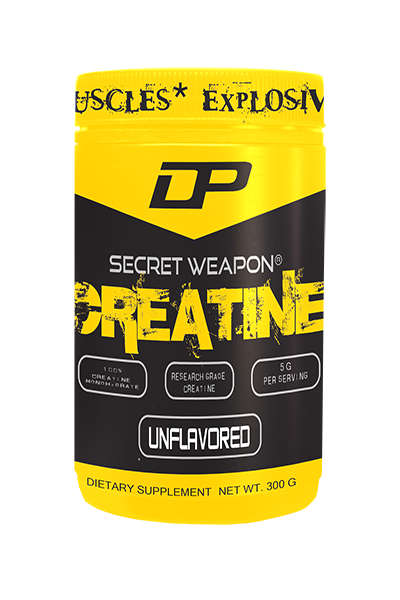 SECRET WEAPON® CREATINE