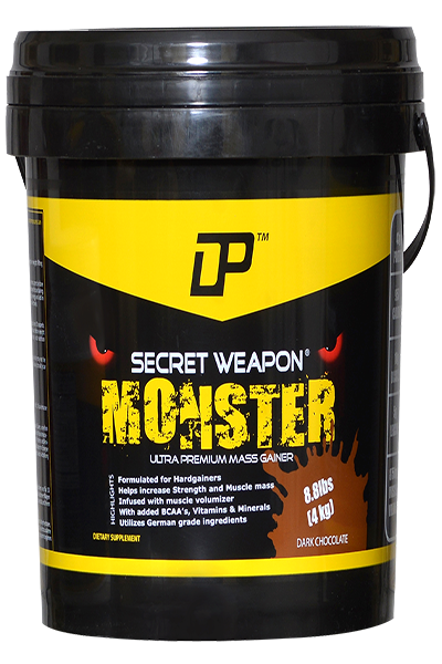 SECRET WEAPON® MONSTER
