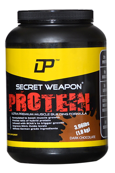 SECRET WEAPON® PROTEIN