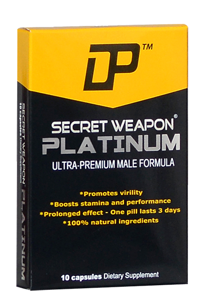 SECRET WEAPON® PLATINUM