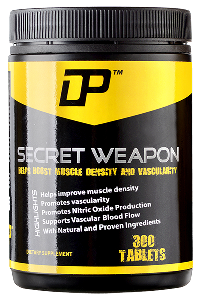 SECRET WEAPON®